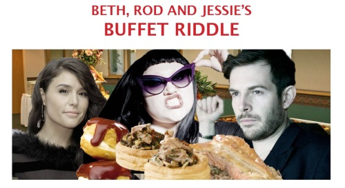 buffet riddle