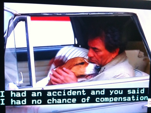 Columbo had one last question for Underdog