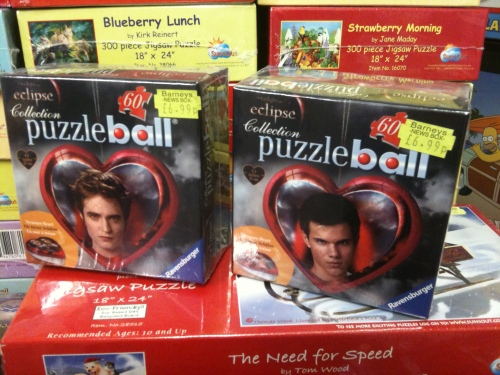 Twilight jigsaws