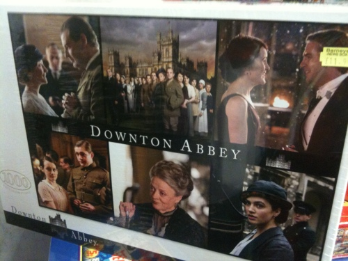 Downton Abbey jigsaw