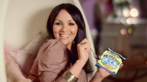 Martine McCutcheon Cheese Moments