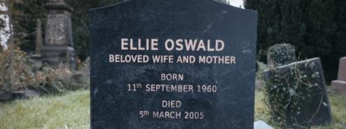 clara's mum's grave